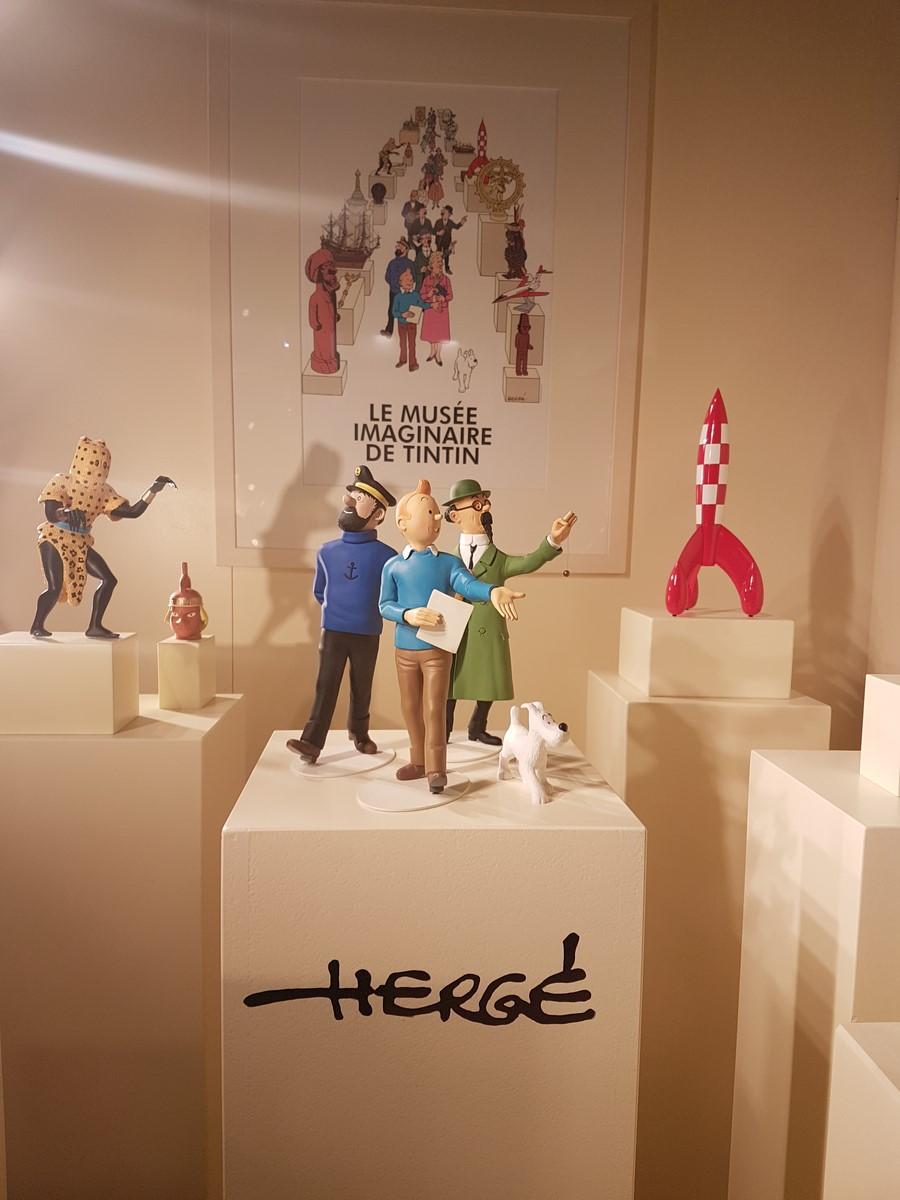 Tintin Cafe Menu